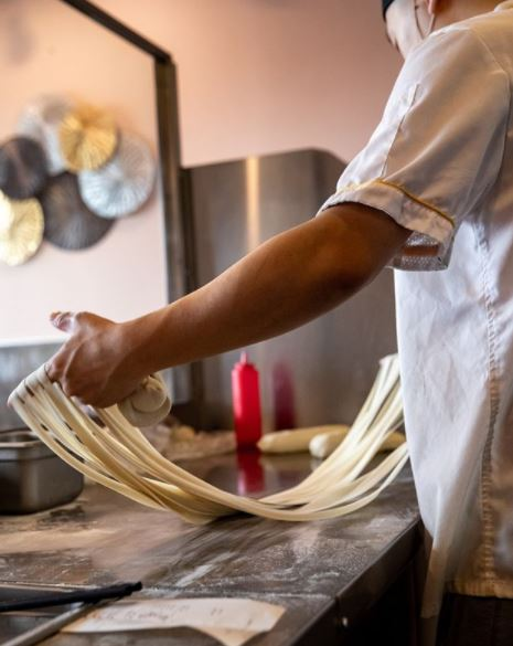 CN Hand Pulled Noodle Three