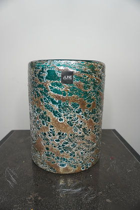 Blue/Gold Pot