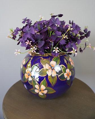 Amazing purple bol