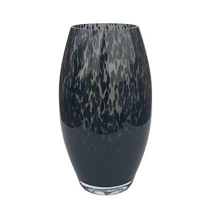 Black cheetah oval