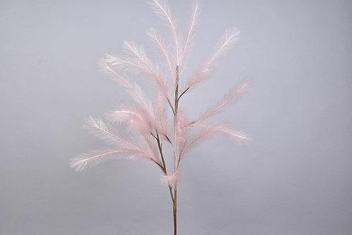Veer licht roze
