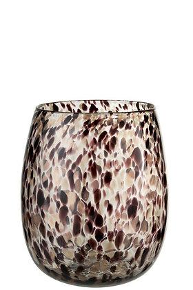 Stipped Vase