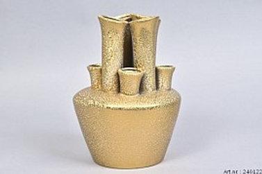 Tub vaas goud 3 maten