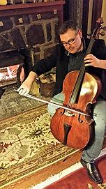Ilya Levitin - cello
