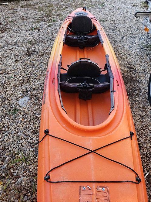 Wilderness Pamlico (Used) 14.5 ft Double Kayak