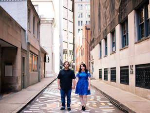 Cathy + Eliott | Engaged