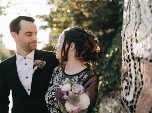 Jocelyn + Nathan | Married