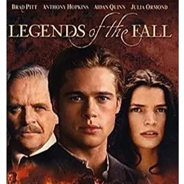 SINGLE FILM - Seeing Red at the Movies - Legends of the Fall - August 3rd