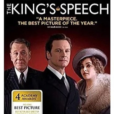 RECORDED SESSION - Seeing Red at the Movies - The King's Speech - June 3rd