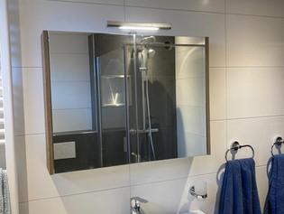 Badkamer en verbouwing