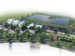 Betonwerk voor veertien luxe woningen in Rijswijk