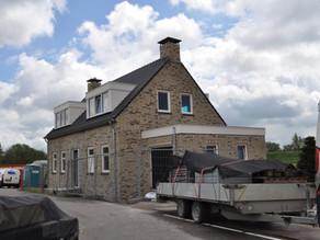 Bouw casco woonhuis in Waddinxveen
