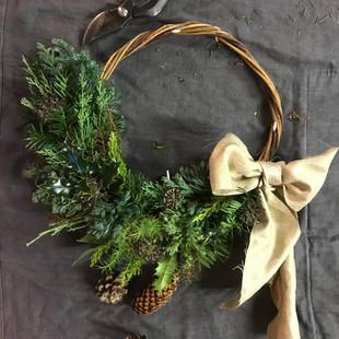 Half Wreaths