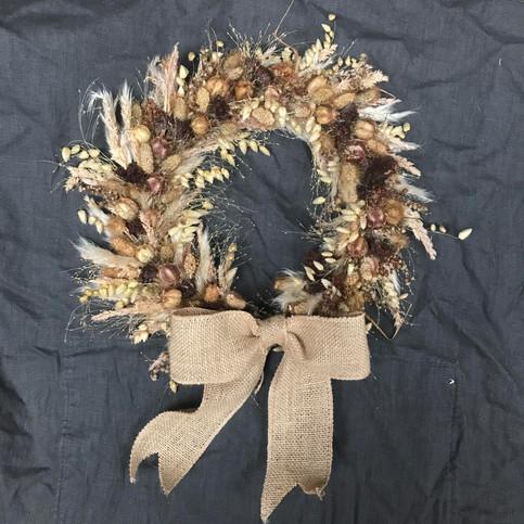 Dried Wreaths