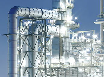 Industrial Sheet Metal Applications for Air Makeup and Exhaust.  Industiral Dryer & Tanks