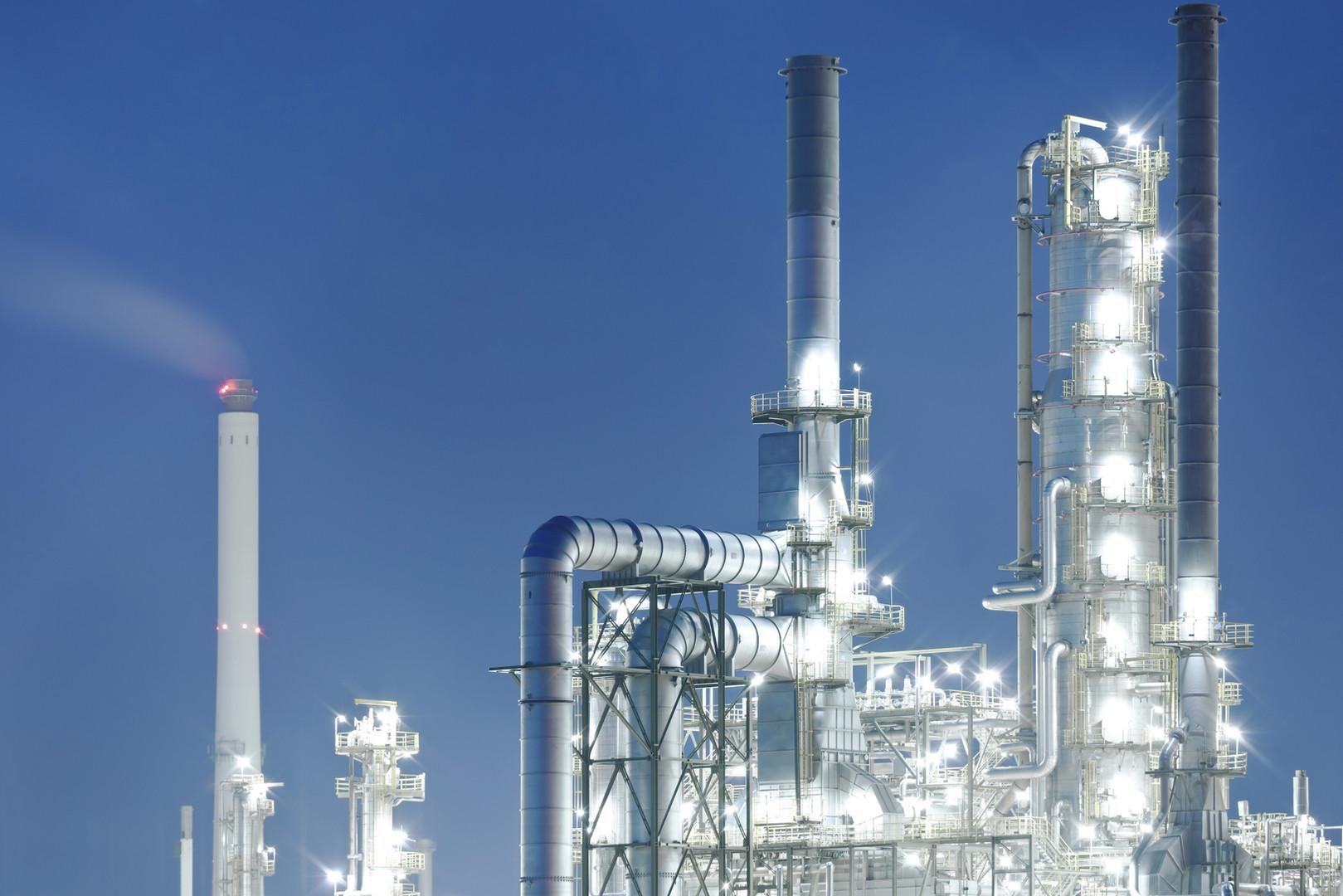 Chemische fabriek