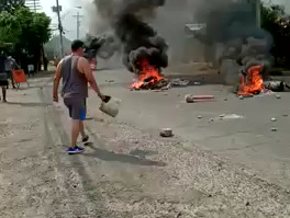 The People of Panama Protest