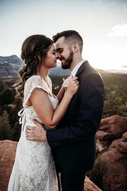 Miss Mikaela is married!