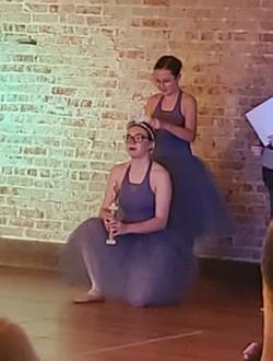 Alexia Velez, 2021 Dancer of the Year