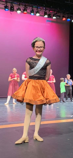 Kaleigh Greaham named 2019 Dancer of the Year