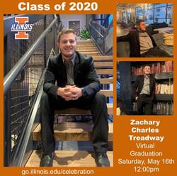 University of Illinois Class of 2020