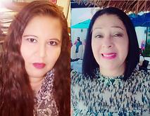 M.C. Martha Leticia Galván García y  M.C. Cristina  Villazana  González