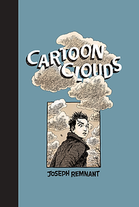 Cartoon Clouds 160 pgs Hardcover