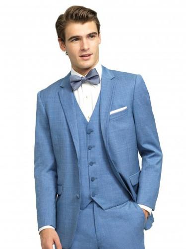 Allure Brunswick Cornflower Suit