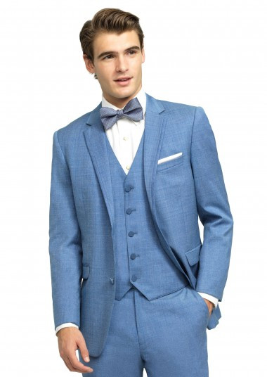 Allure Brunswick Cornflower Suit