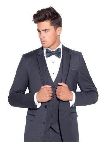 Allure Brunswick Grey Suit