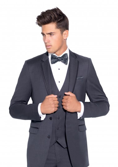 Allure Brunswick Grey Suit