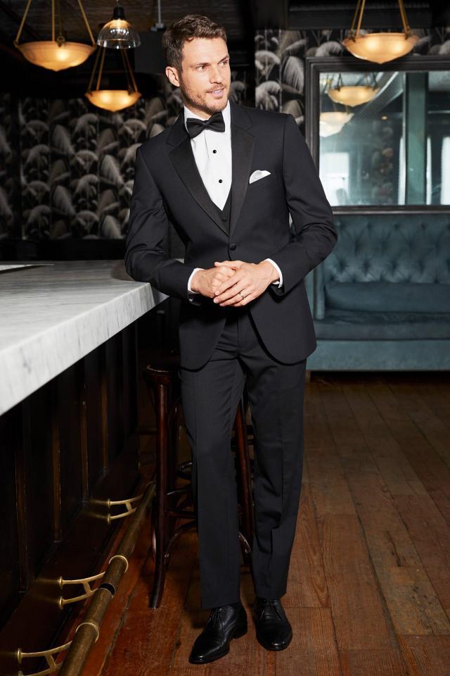 Michael Kors Black Tuxedo