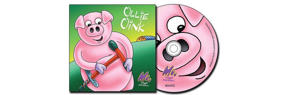 Ollie Oink - Set of 250 CD