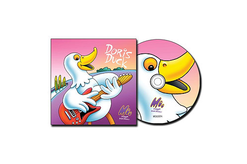 Doris Duck - Set of 100 CD