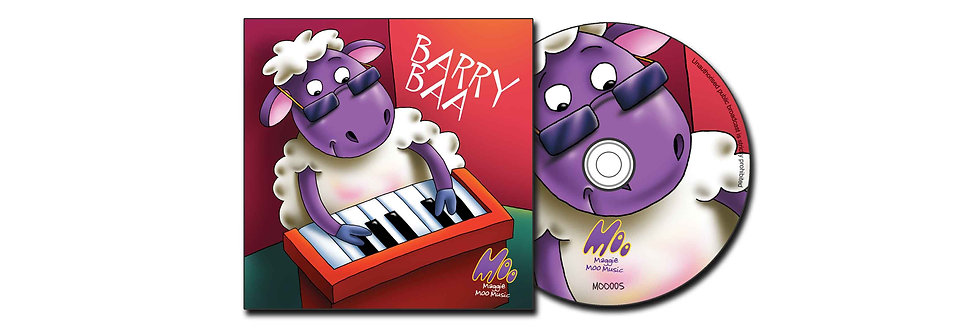 Barry Baa - Set of 100 CD
