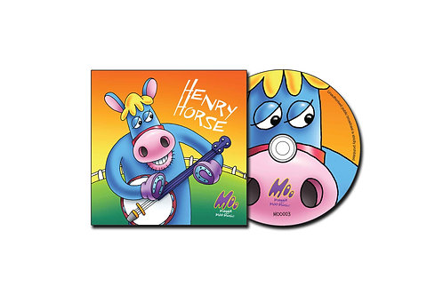 Henry Horse - Set of 100 CD