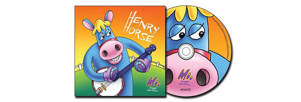 Henry Horse - Set of 50 CD