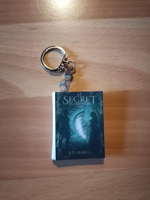 """Porte-clés """"Le secret du faucon 2"""""""