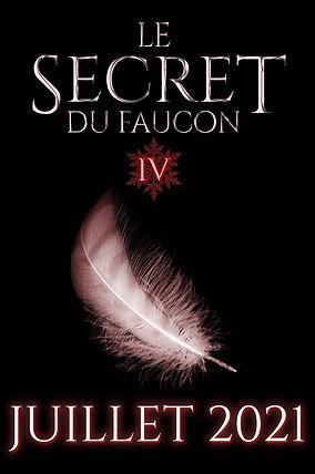 Prévente Roman Le Secret du Faucon Tome