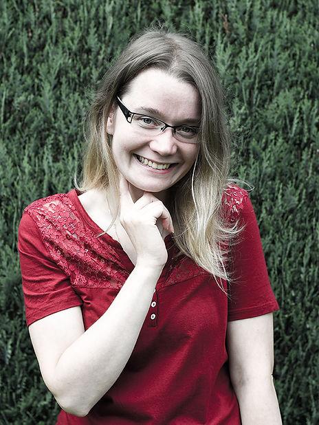 Portrait autrice A.D. Martel