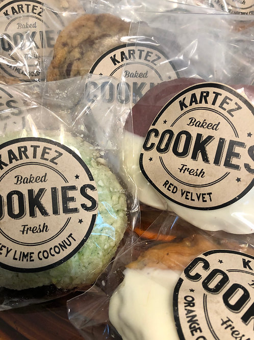 SIGNATURE ASSORTED COOKIE GIFT BOX (24)