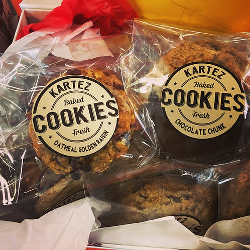 CLASSIC ASSORTED COOKIE GIFT BOX (12)