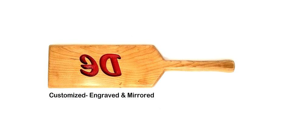 Vixxy Personalized Cherry Paddle