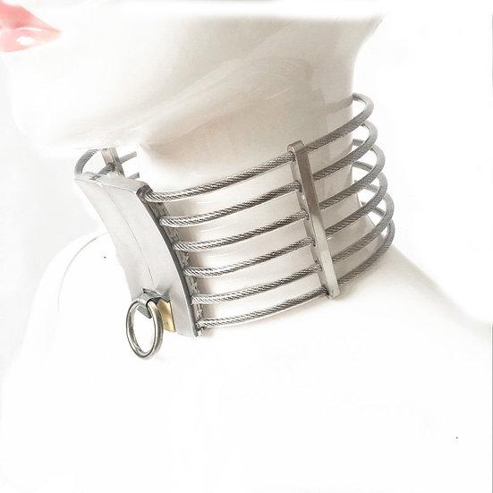 High Metal Locking Collar