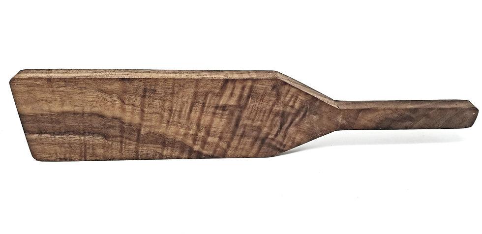 Vixxy Design- Walnut Spanking Paddle