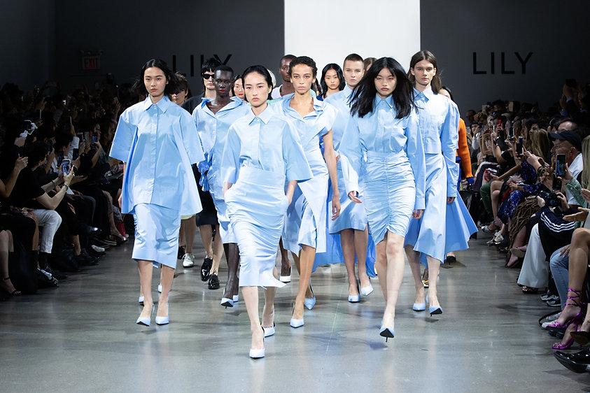 CHINA DAY- LILY SPRING-SUMMER 2020 RUNWA