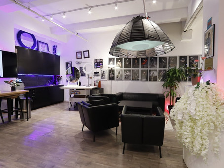 Beautiful Studio for Creative Projects, Photoshoot Space Rental for 95$/hr