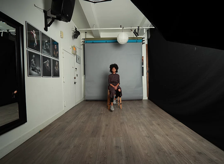 NYC photography studio rental for $25hr, great for headshots or small shoots