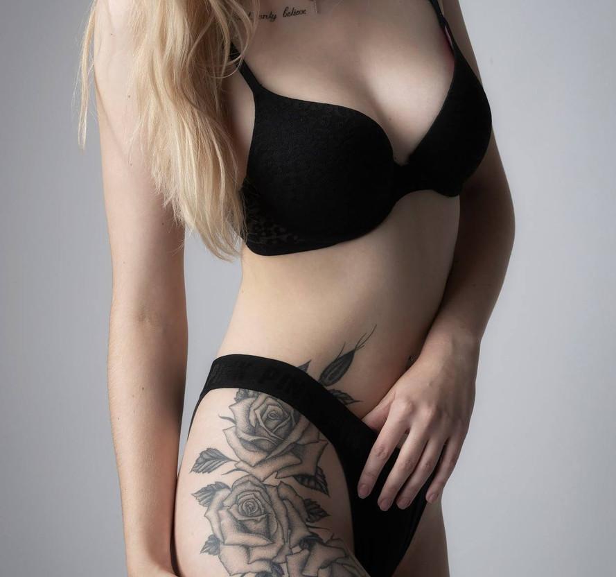 3 Model- Angelika Ratuszynska tals studi