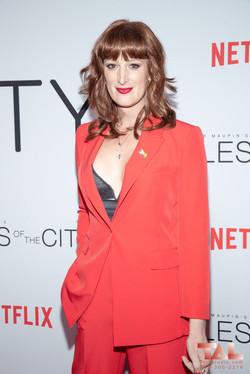 Jen Richards Tales of the city premiere